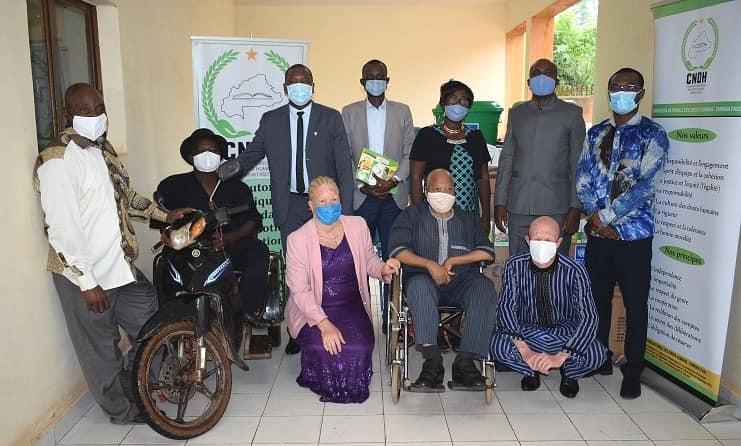 Projet Droits humains et accès à la justice au Burkina Faso