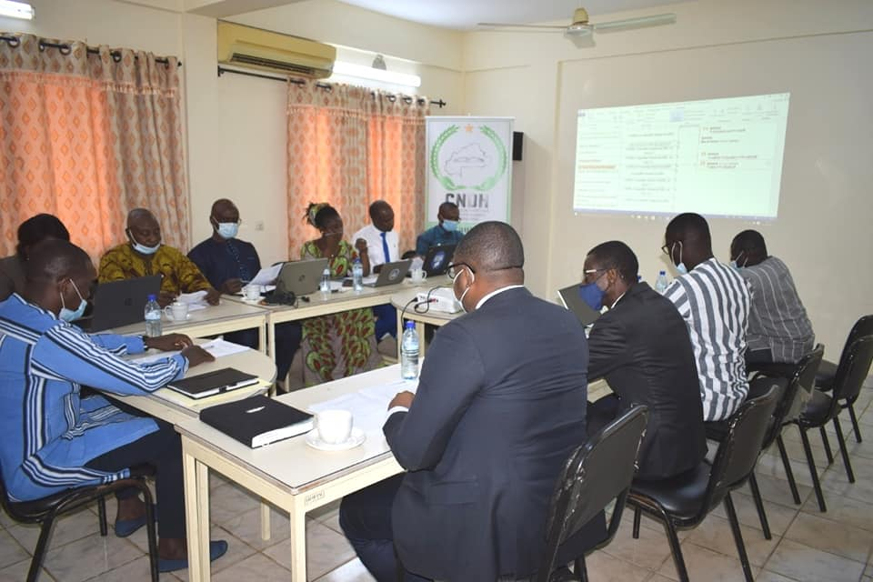 Partenariat CNDH et ABA-ROLI : Examen du plan de renforcement des capacités de la Commission