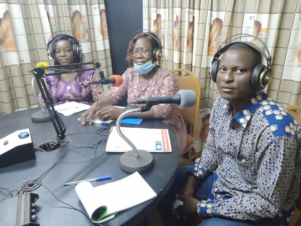 Journée Internationale des Droits de l'Homme à Ouahigouya: Une équipe de la CNDH sur le terrain avant e jour J