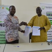 CNDH-ROPPA : Signature d'accord pour rendre effectif le droit à l'alimentation au Burkina Faso