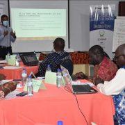 Formation: Les OSCs membres de la CNDH outillées en technique d'élaboration de rapports
